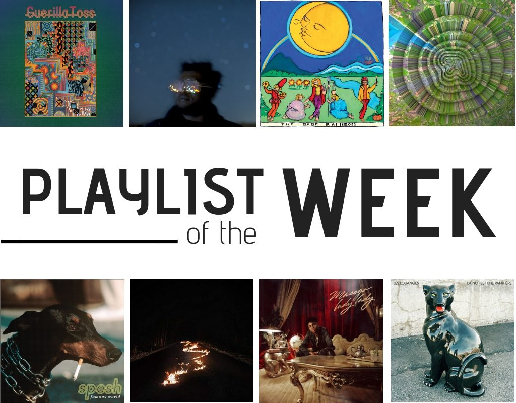 WVUM's Playlist of the Week