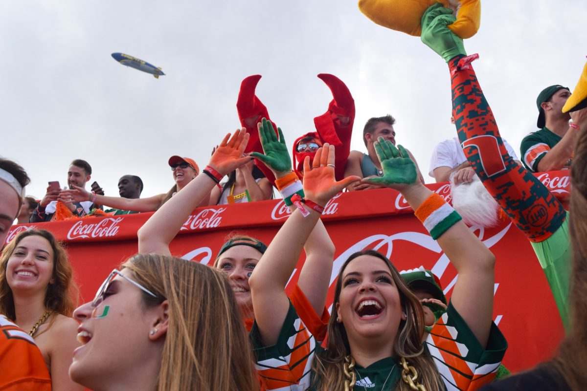 Your Guide To Game Day The Miami Hurricane