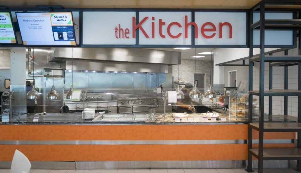 What's new in on-campus dining