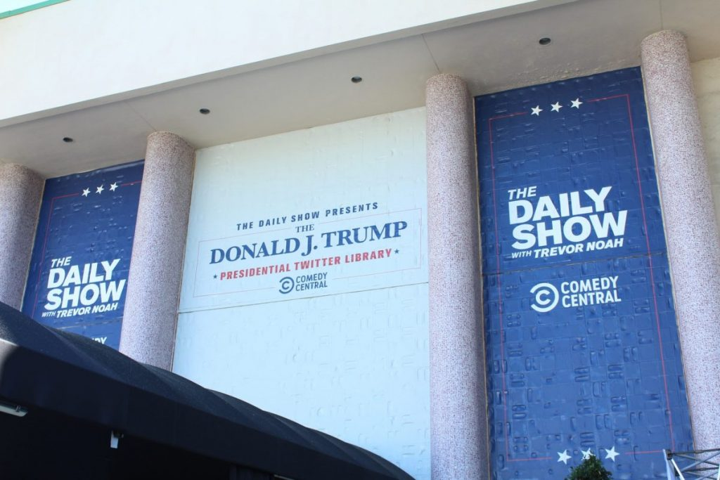 The Daily Show brings look into Trump presidency to Miami