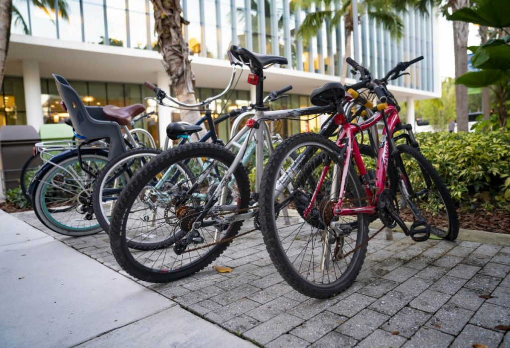 Students call for a more bike-friendly campus