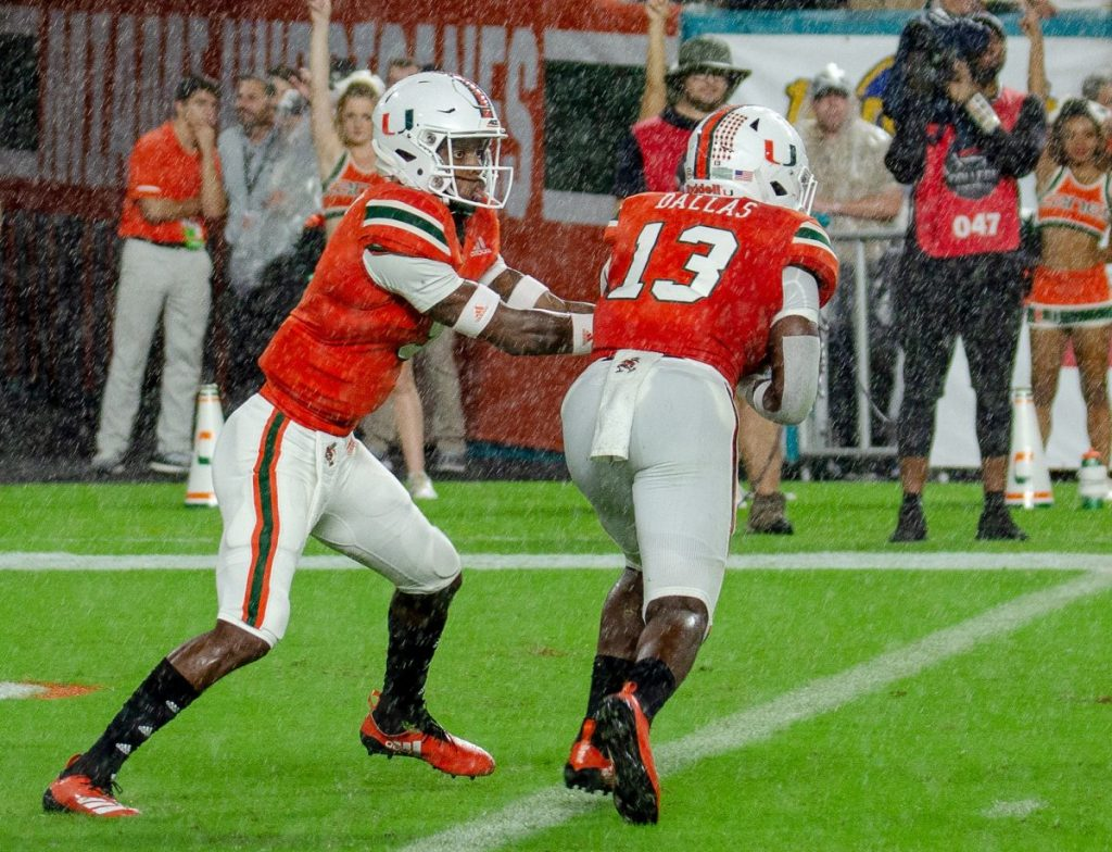 United Hurricanes focused on finishing strong