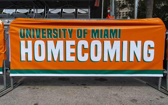 Homecoming just another week for UM alumni who work here