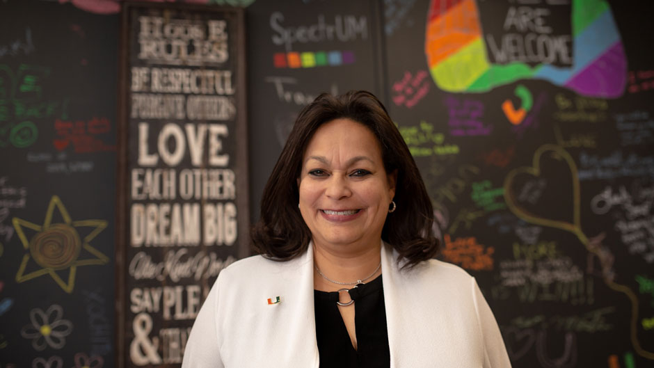 UM welcomes new LGBTQ+ Student Center director Gisela Vega