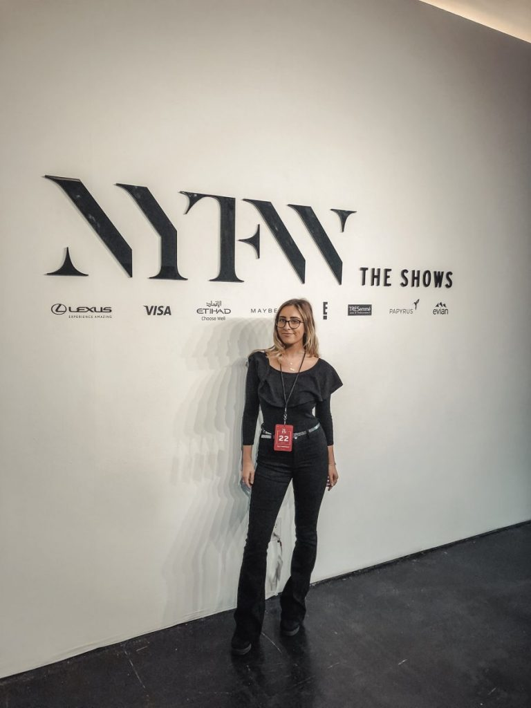 Well-dressed but in distress: I went to NYFW