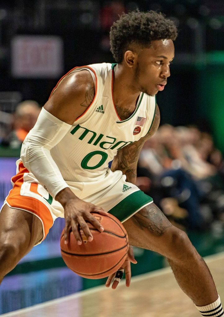 Hurricanes fall short against 12th-ranked Hokies