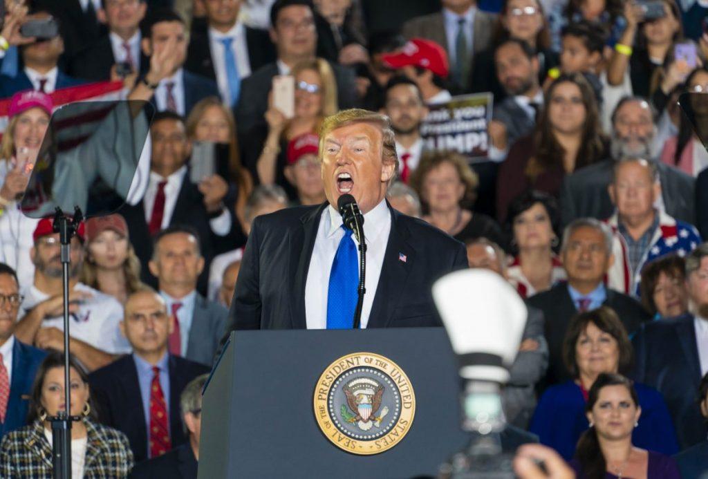 President Trump visits FIU, discusses Venezuelan crisis