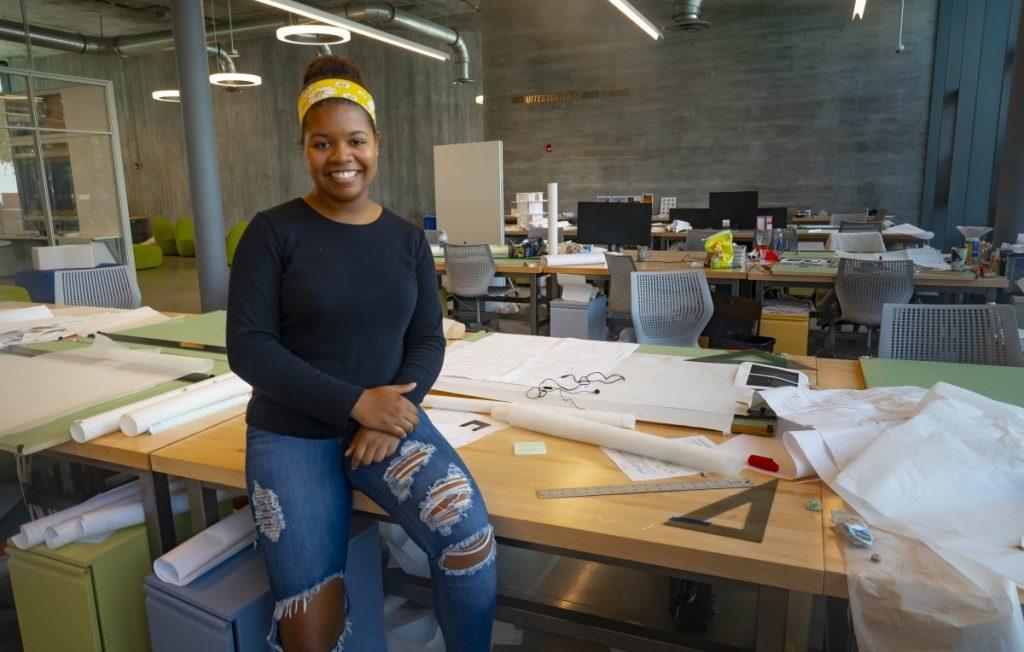 Student spotlight: Mariel Lindsey