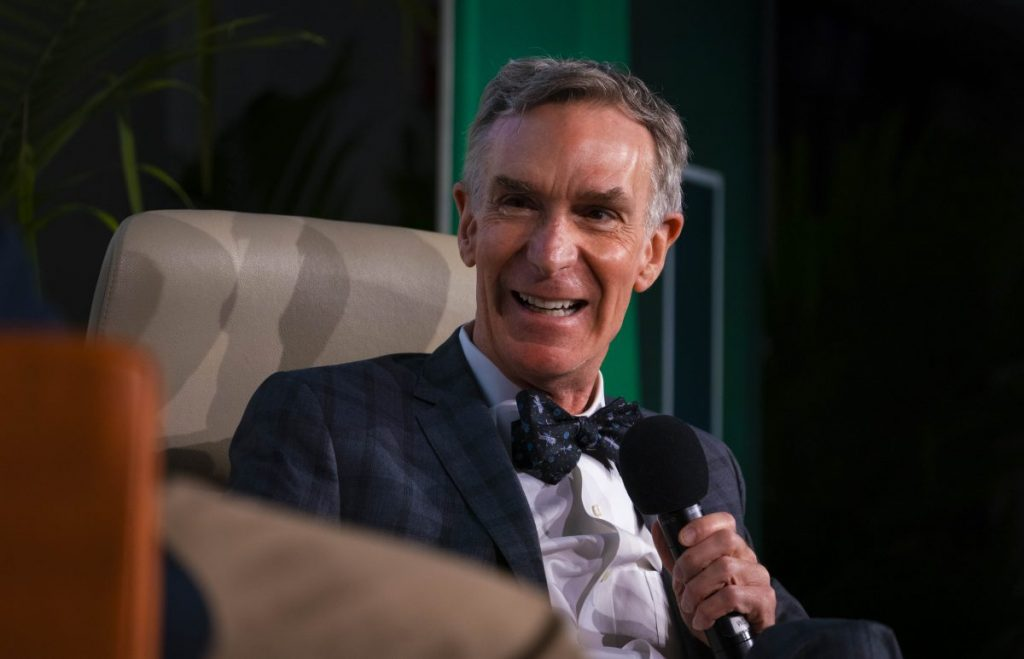 Bill Nye comes to UM, speaks about climate change