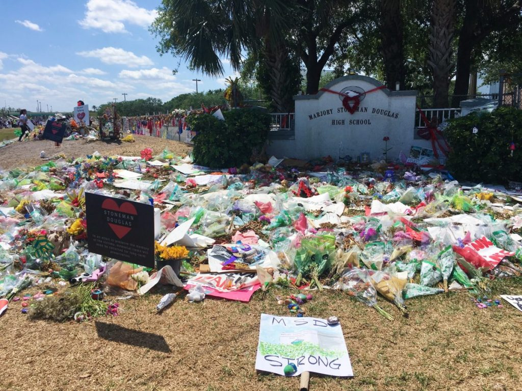 Students reflect on Marjory Stoneman Douglas shooting one year later