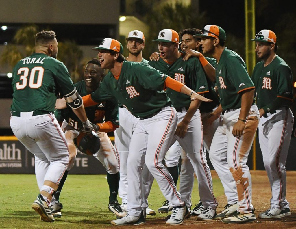 Hurricanes drop series to rival Gators, but optimism for season remains