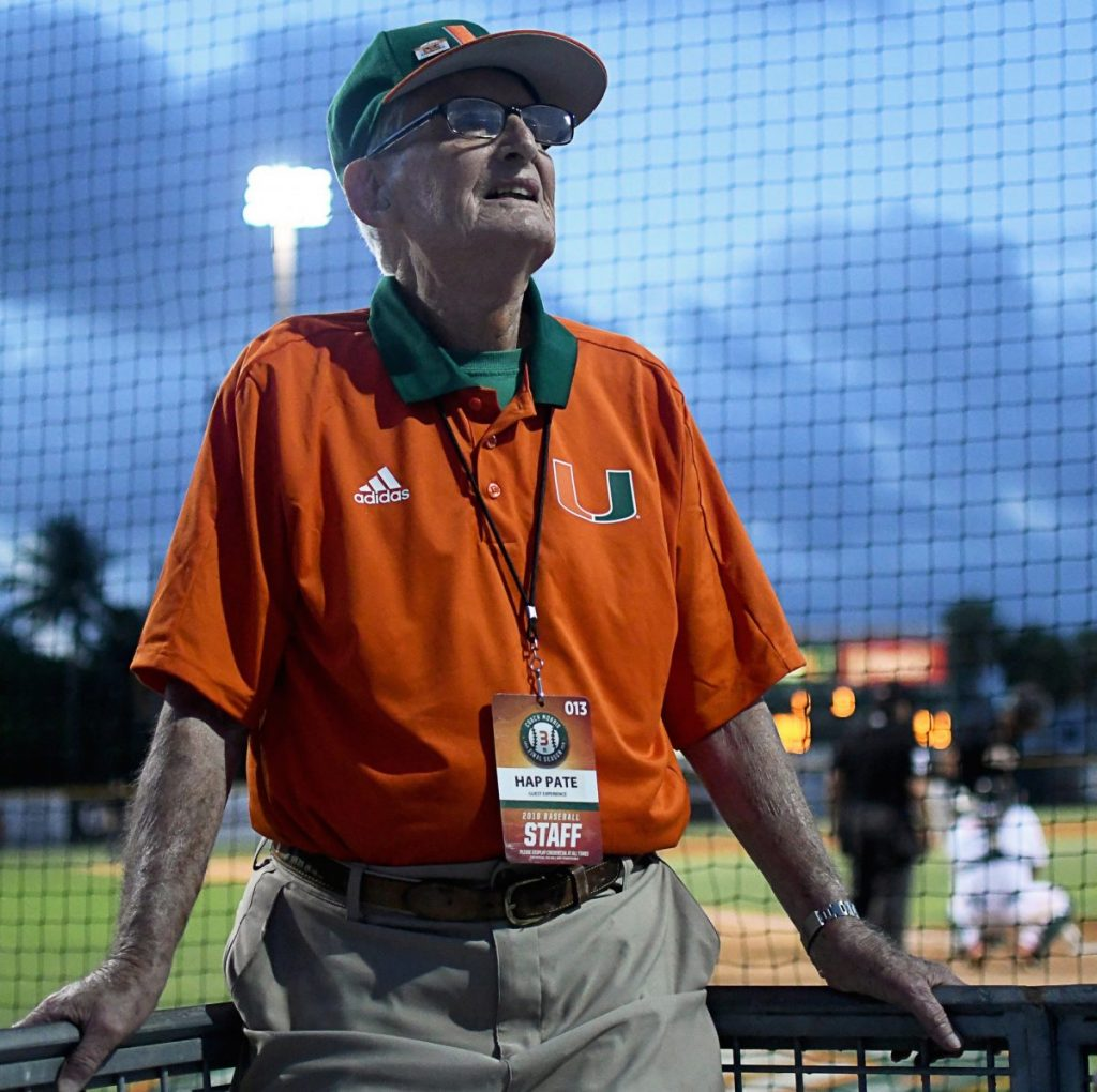 Longtime usher gears up for another baseball season