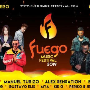 Fuego Music Festival heats up Wynwood