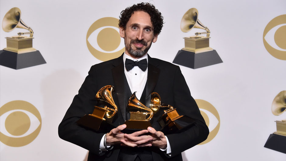 Grammy-winning professor discusses music, DACA and immigration reform