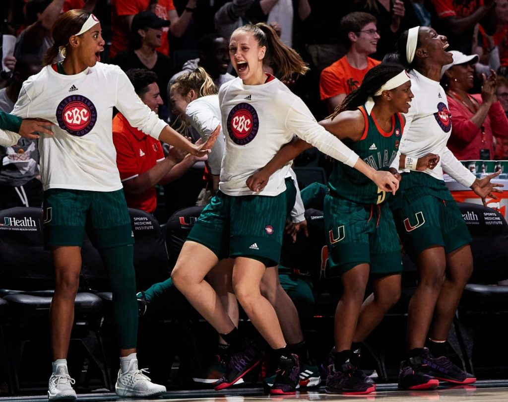 No. 20 Miami shocks second-ranked Louisville