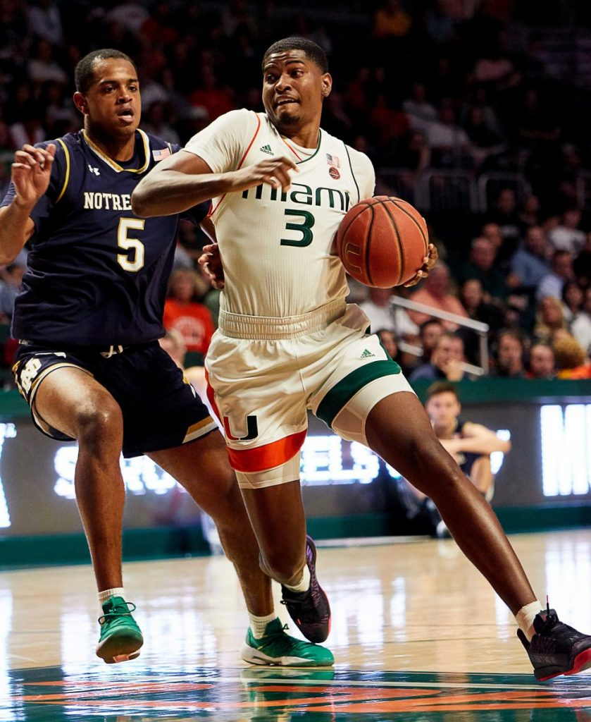 Hurricanes fend off Demon Deacons in ACC Tournament
