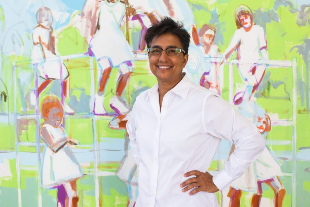 UM alumna's portrayal of minority children wins her prestigious artist residency