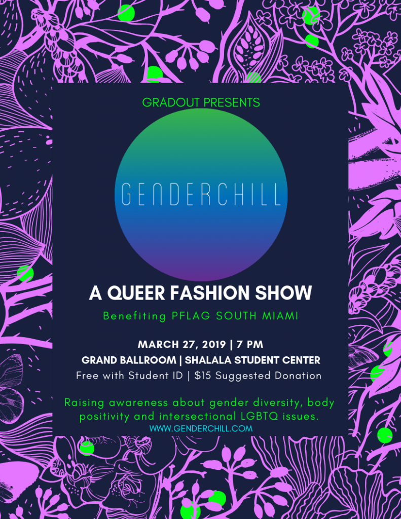 "GradOut to host ""all-inclusive, queer fashion show"" this Wednesday"