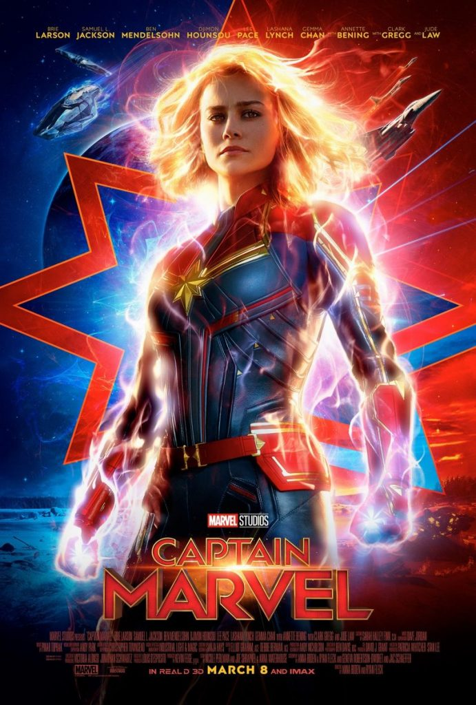 Must-see movie 'Captain Marvel' proves fans are ready for female superheros