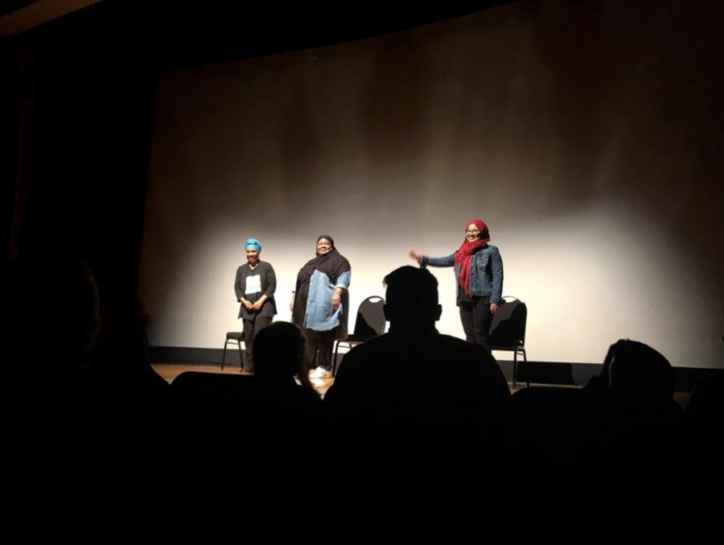 After a decade of international shows, Sahar Ullah brings 'Hijabi Monologues' home