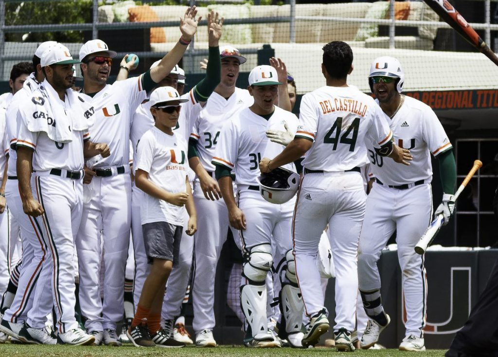 No. 24 Miami sweeps Virginia Tech with 2-0 victory