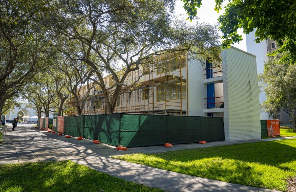 Renovations to School of Architecture building cause mixed responses