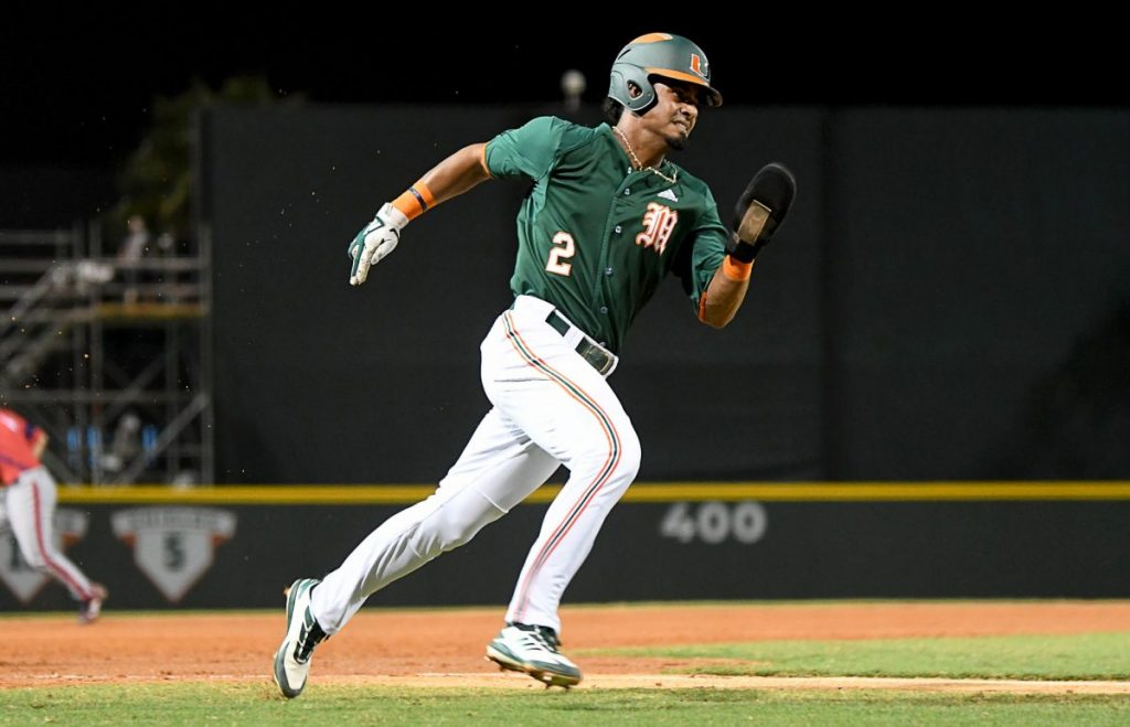 Miami falls 6-5 to Florida State in series finale