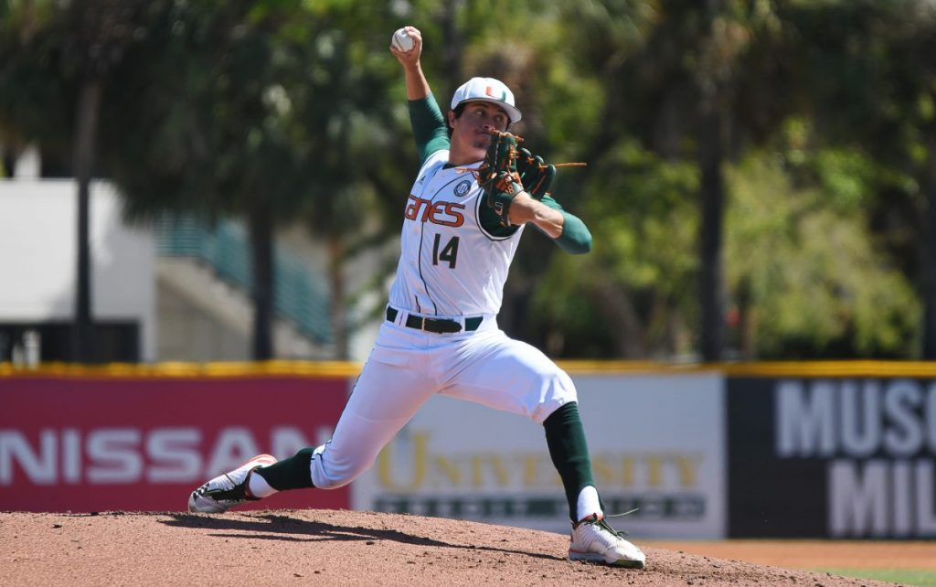 No. 17 Miami falls 12-3 to Duke despite McKendry's return