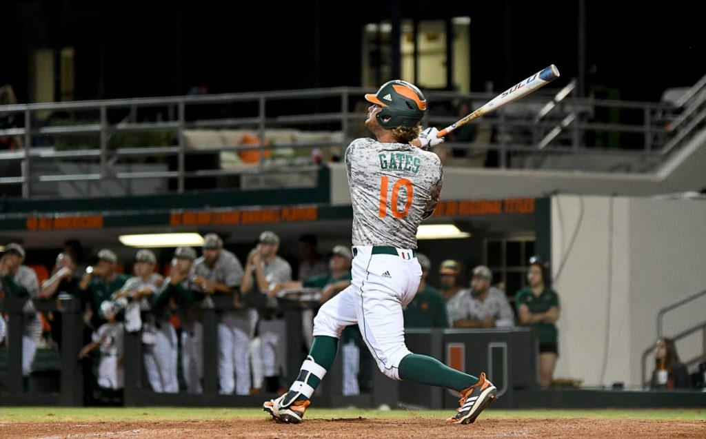 No. 21 Miami rallies to defeat Bethune-Cookman, 12-7
