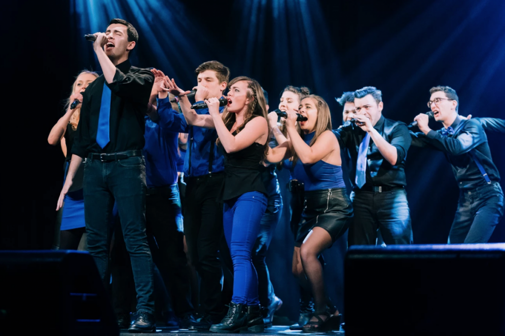 BisCaydence a cappella brings harmony to UM