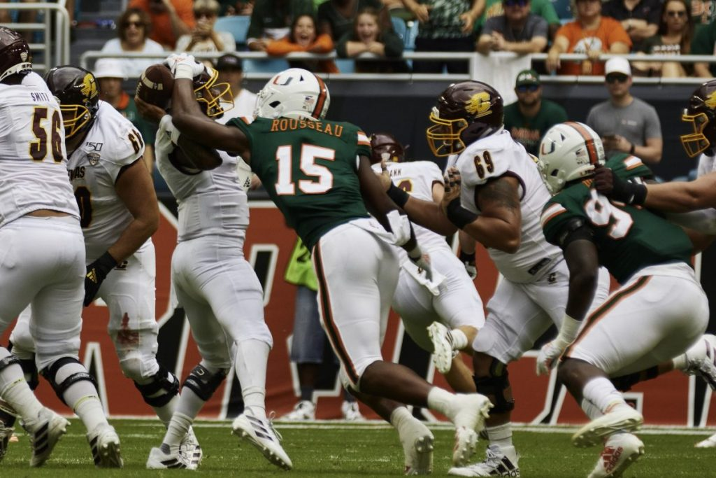 Miami vs. Central Michigan Live Blog