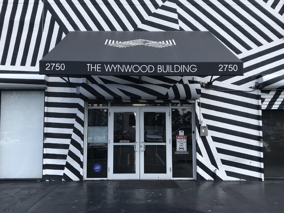 Incoming graduate students display talents in Wynwood