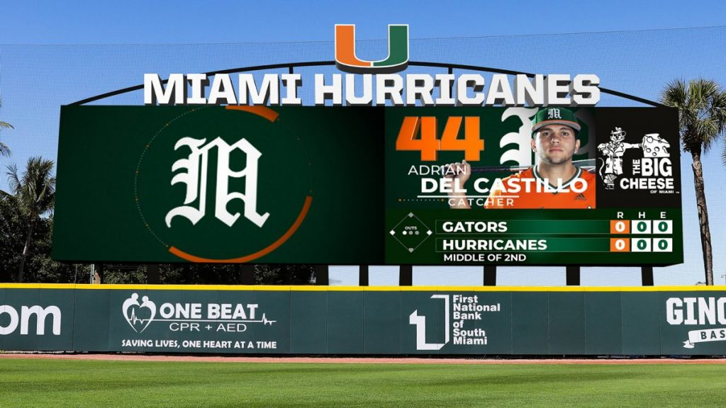 Miami Baseball announces fundraising campaign for facility renovations