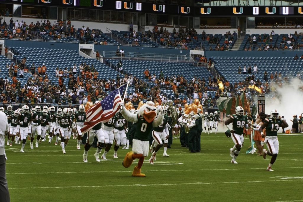 Miami has chance to prove worth against Virginia Tech