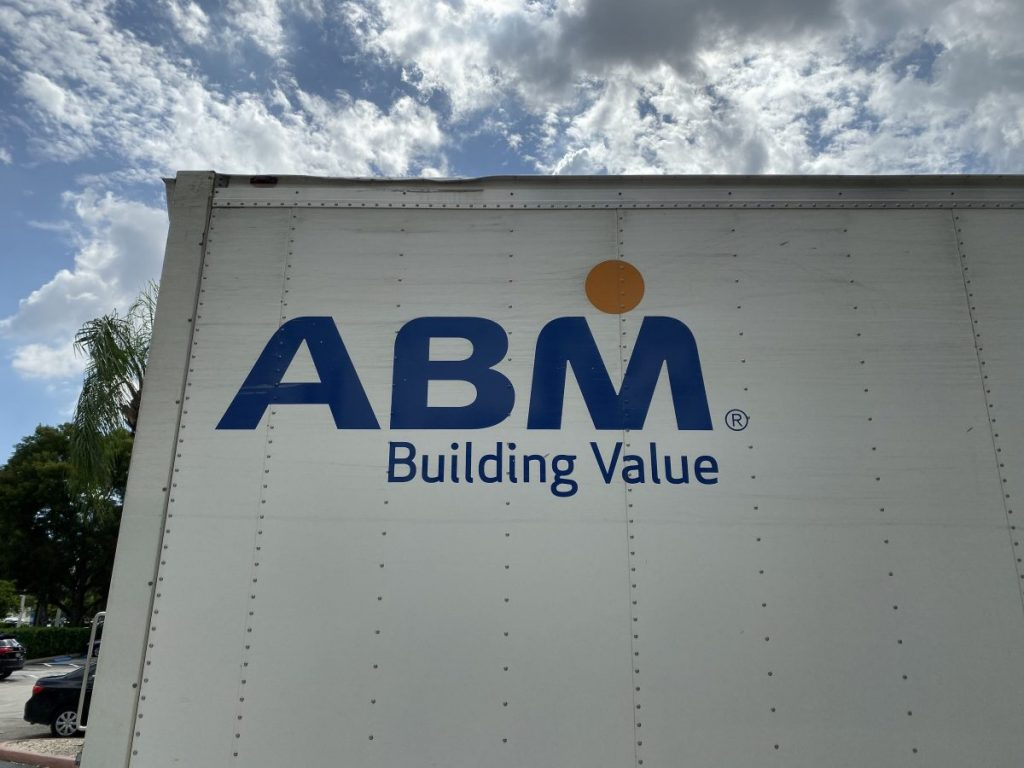 'Overworked, overloaded' janitorial staff protesting employer ABM