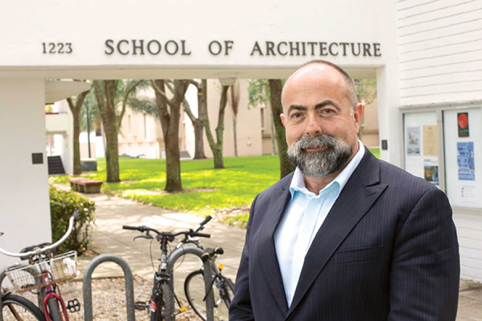 School of Architecture dean to meet with students, discuss concerns, new initiatives