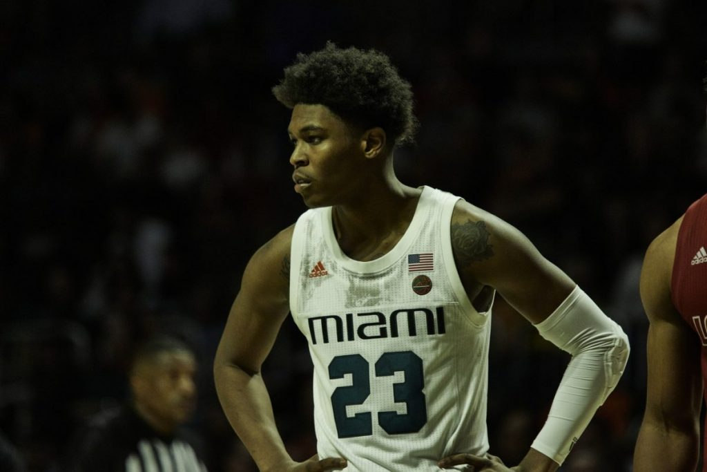 McGusty's 17 points lead Miami to first road win