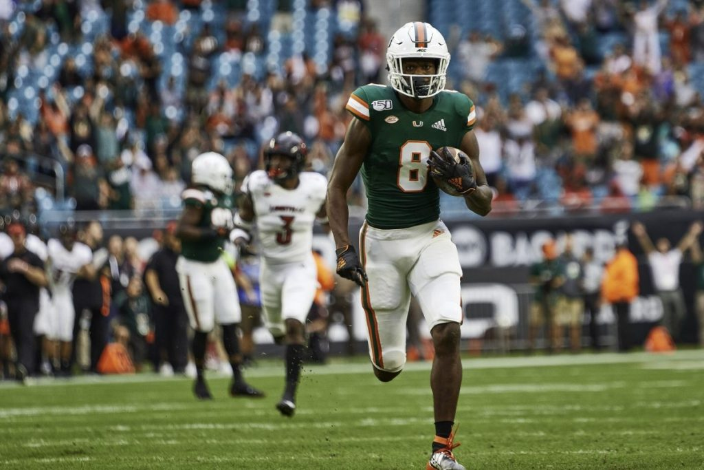 Miami vs Louisville Live Blog