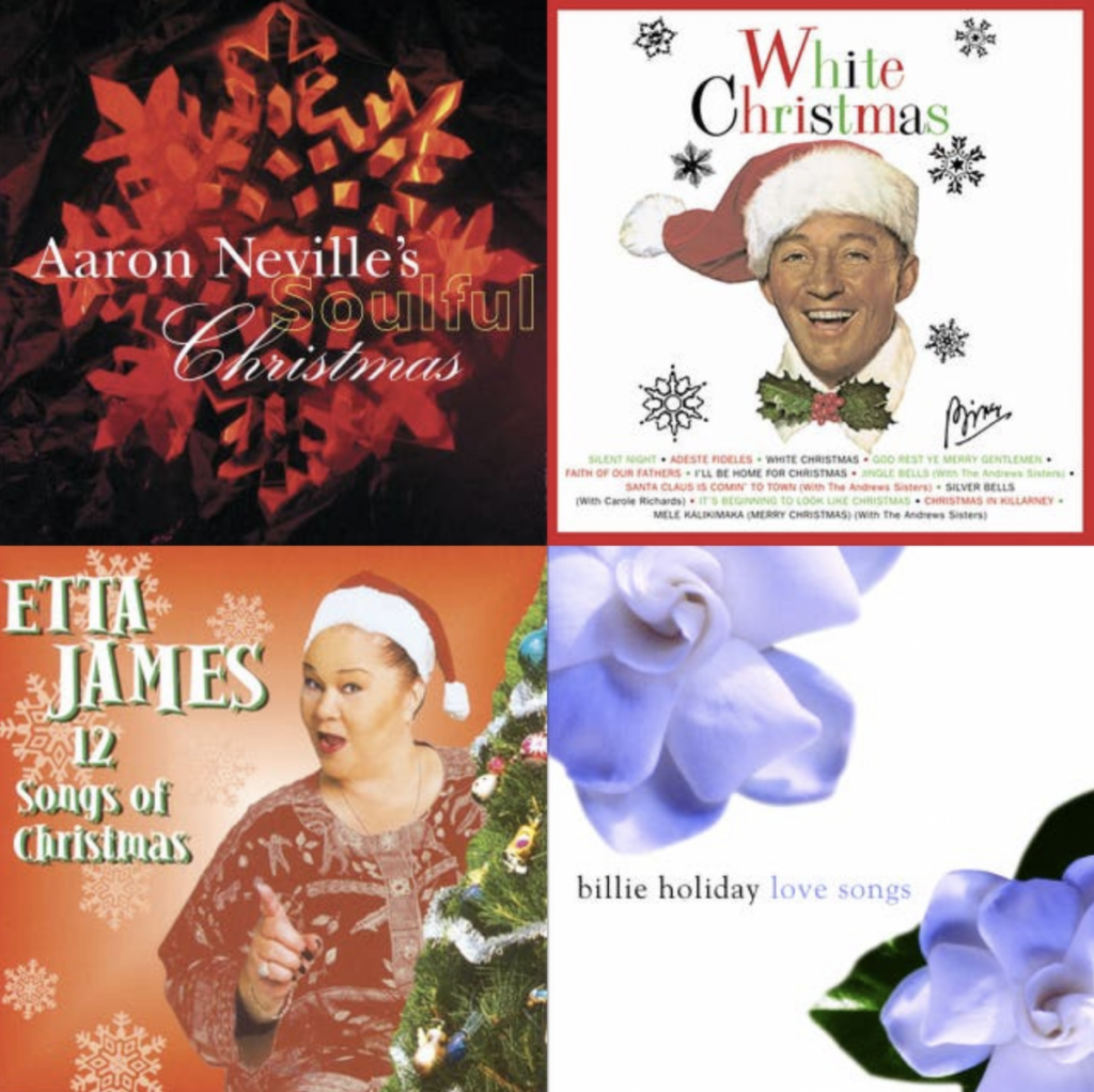 15 Christmas songs to take you back in time