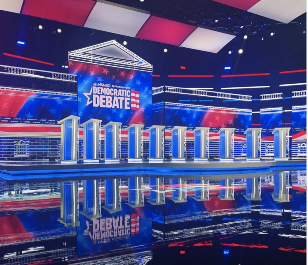 Democratic primary debates are the key to beating Trump in 2020