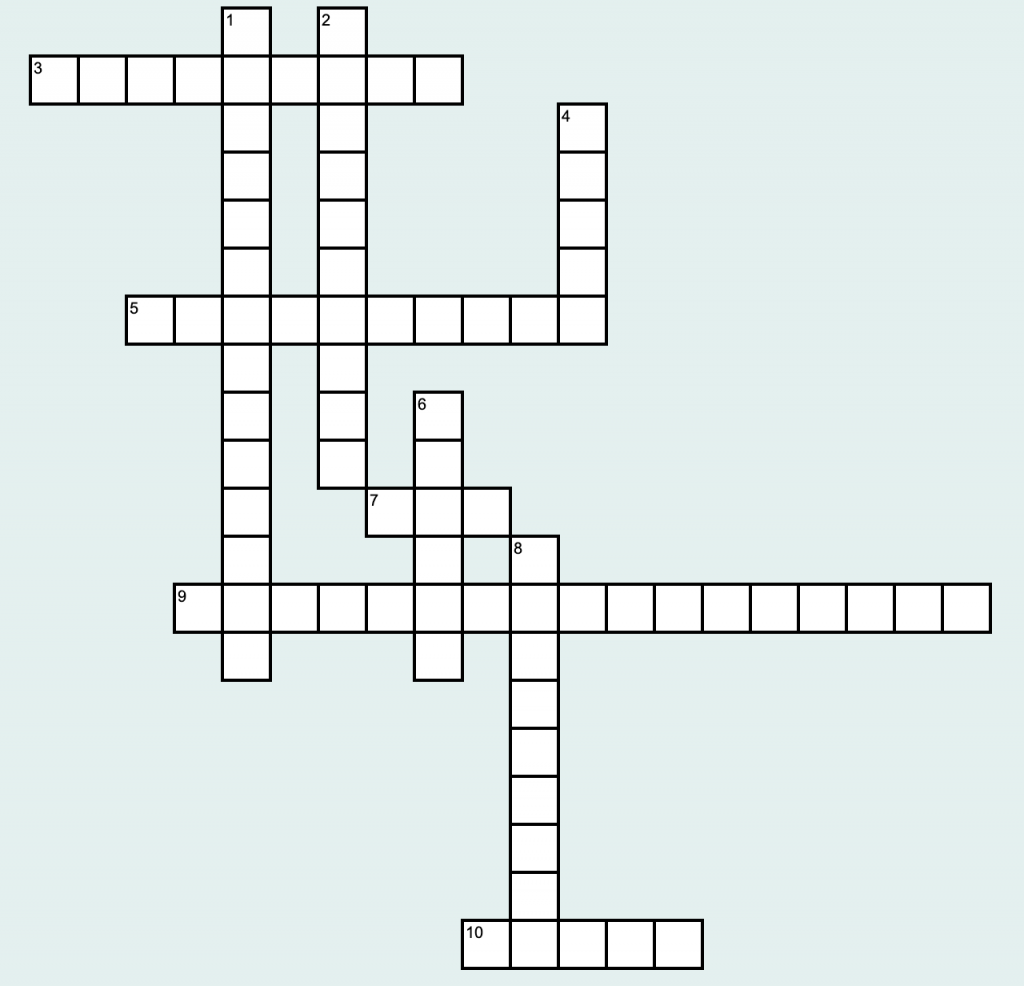 Crossword Jan. 28-Feb. 3
