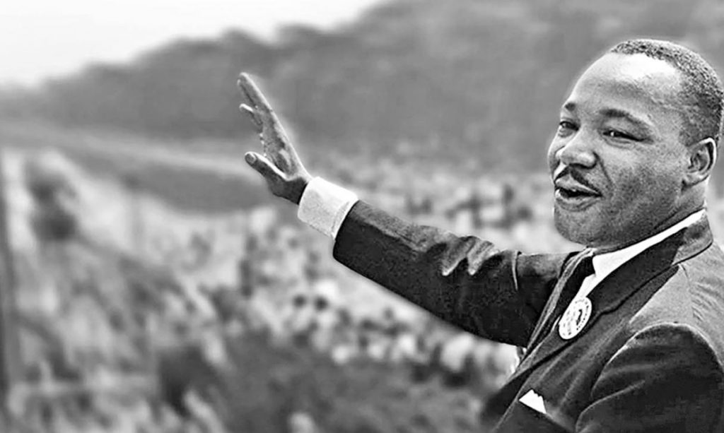 Martin Luther King Jr. Day: An opportunity for service and relearning