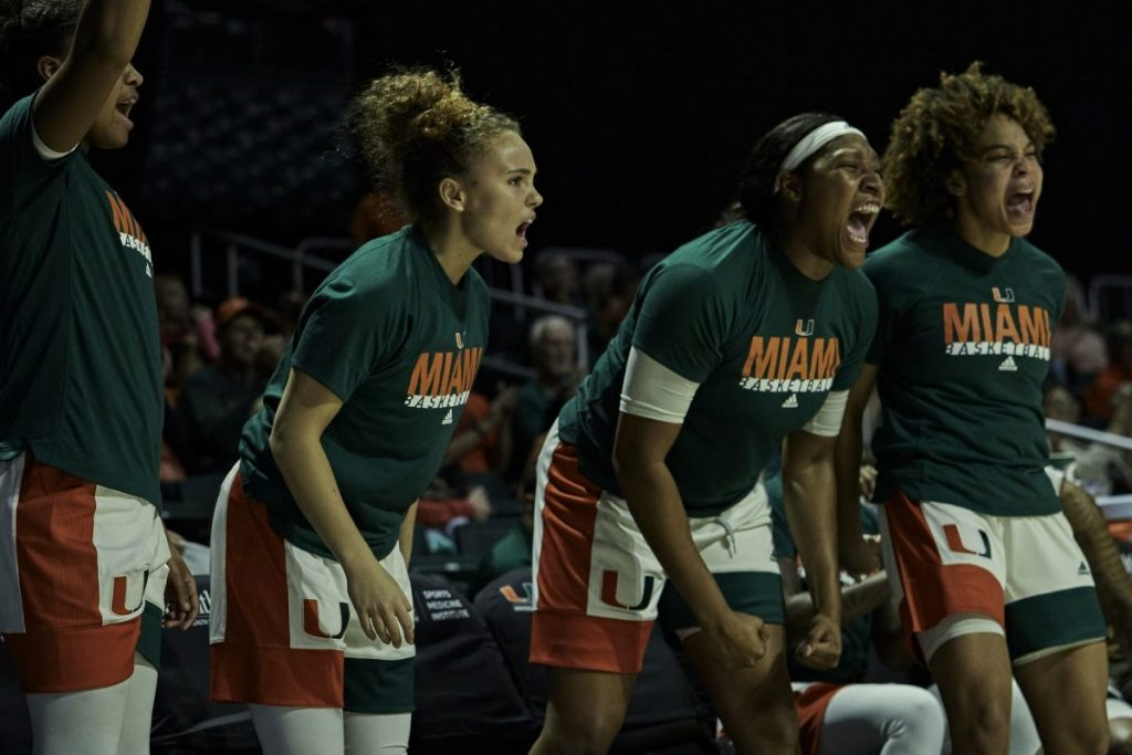 Hurricanes overcome 18-point deficit to defeat Georgia Tech in overtime