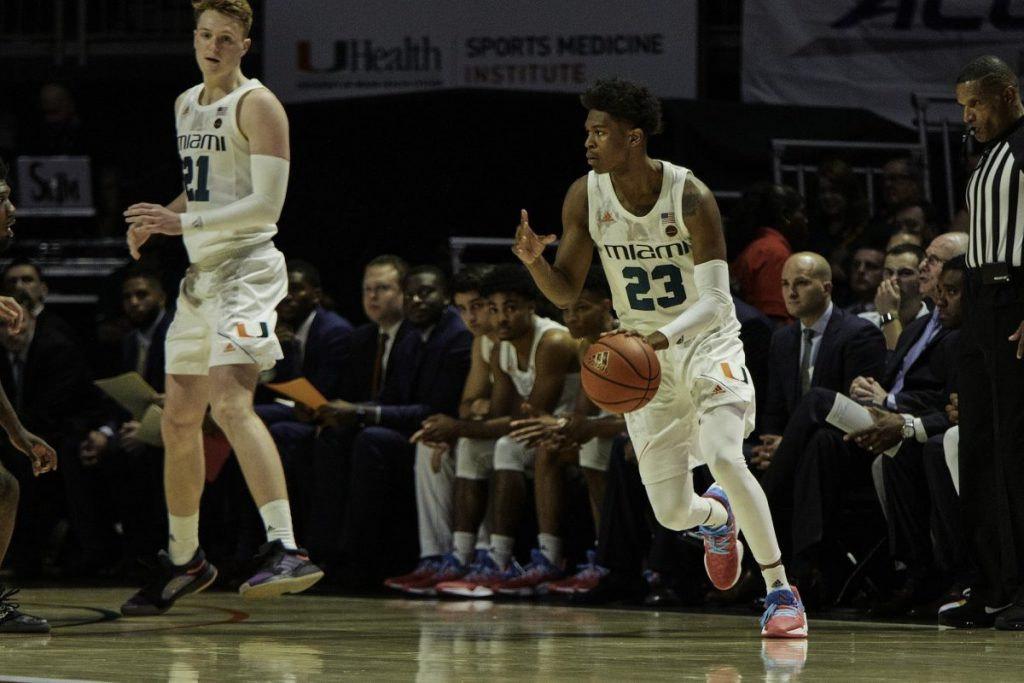 Miami men's basketball welcomes No. 2 Duke for first game of 2020