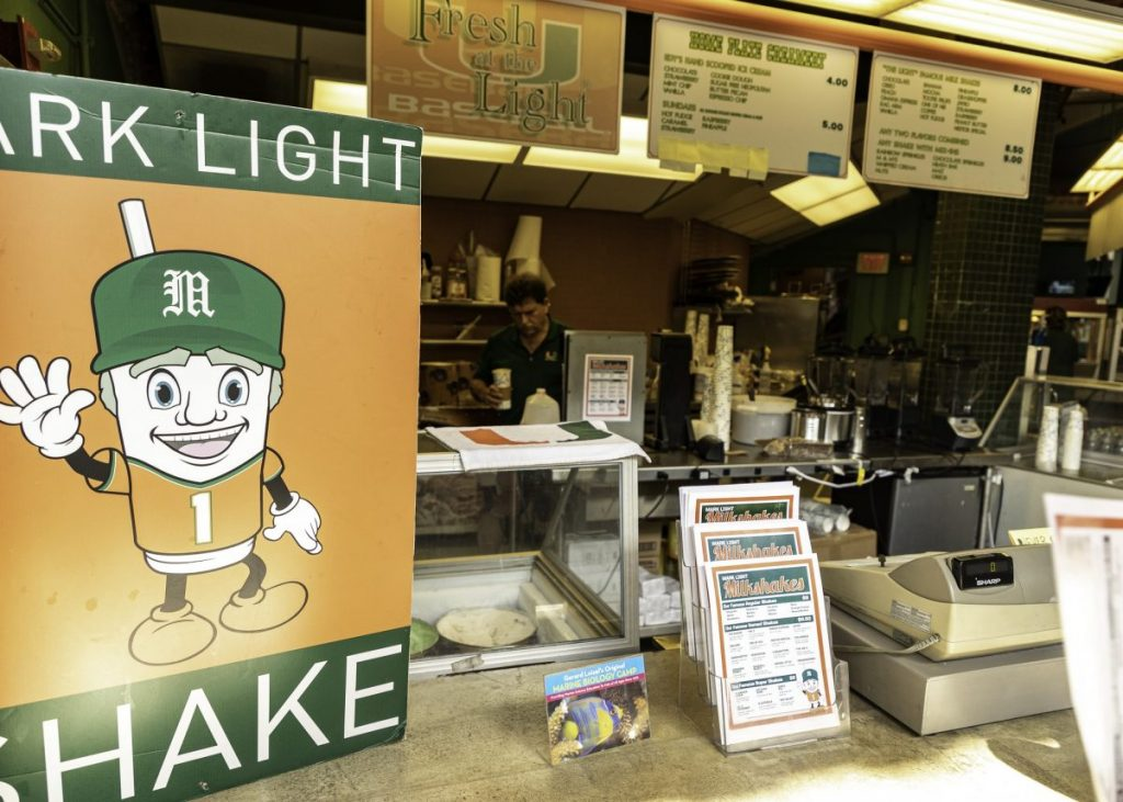 The Mark Light Shakes have been a staple at Miami Hurricane baseball games for 35 years.