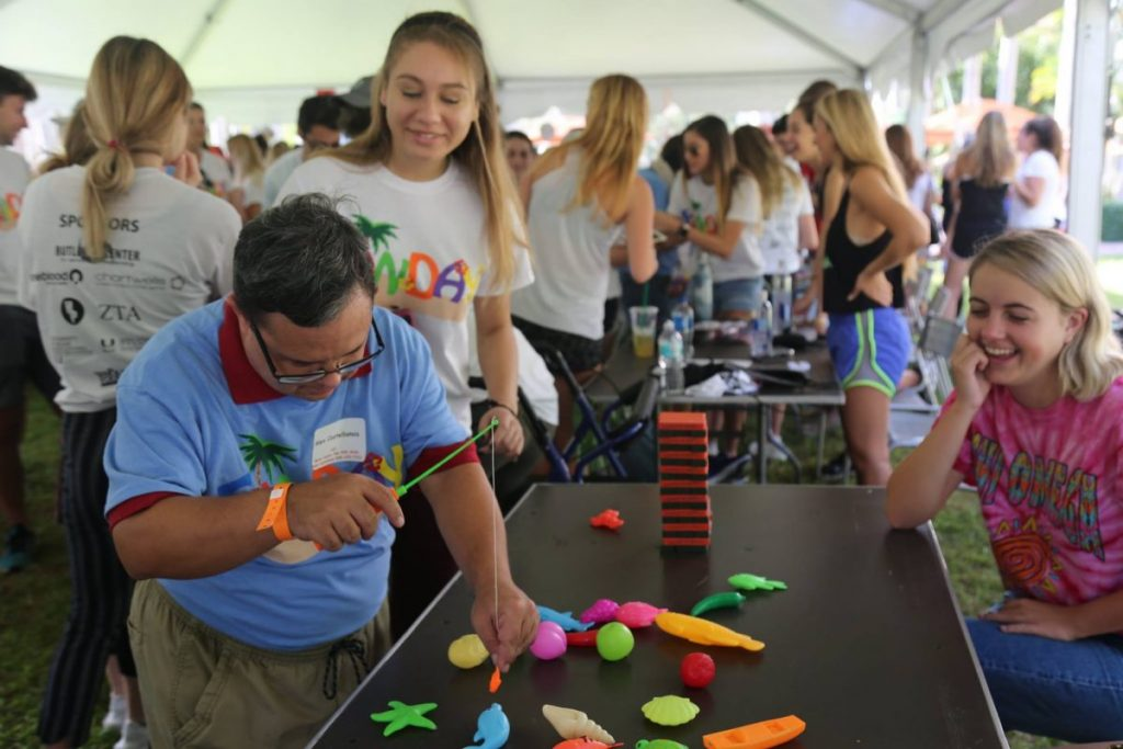 FunDay, UM's longest-standing service day, returns for its 38th year