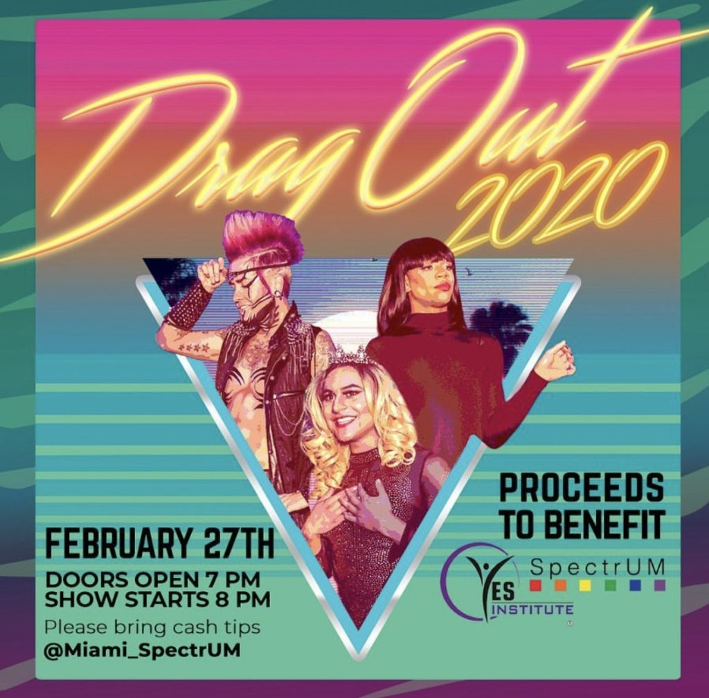 DragOut 2020 to feature local kings, queens, raise money for LGBTQ+ suicide prevention