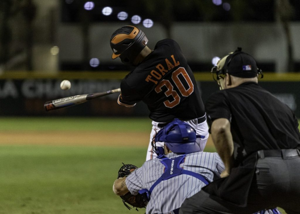 Miami gives up five runs in 10th inning, lose second extra inning game