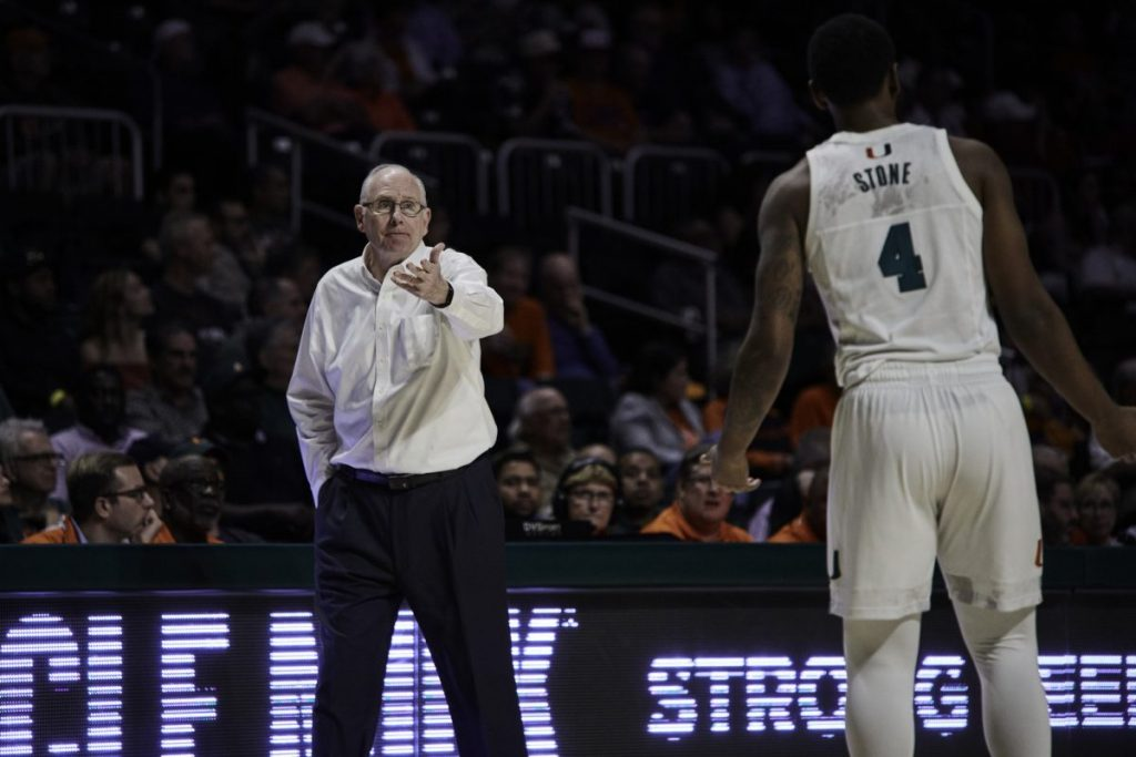 Miami's comeback falls short as team is still without Lykes and McGusty