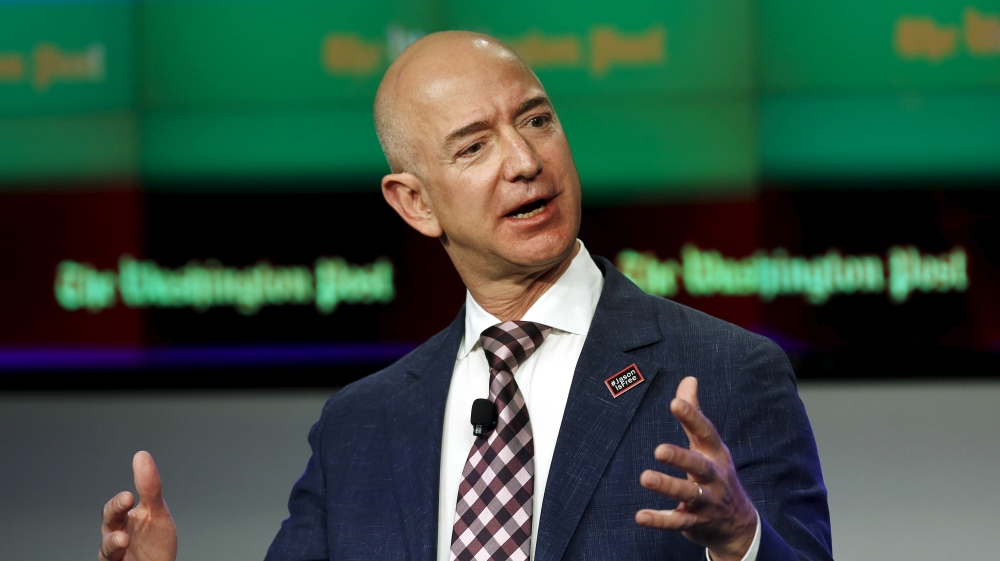 Jeff Bezos' new Earth Fund and his journey in climate change
